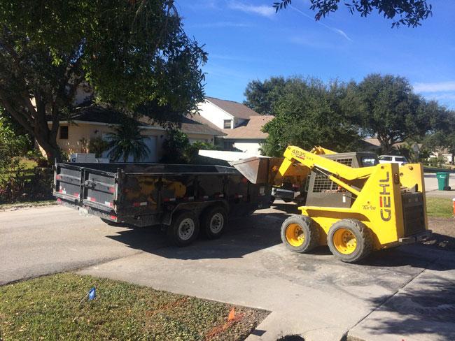 Concrete Driveway Rockledge, Florida 01