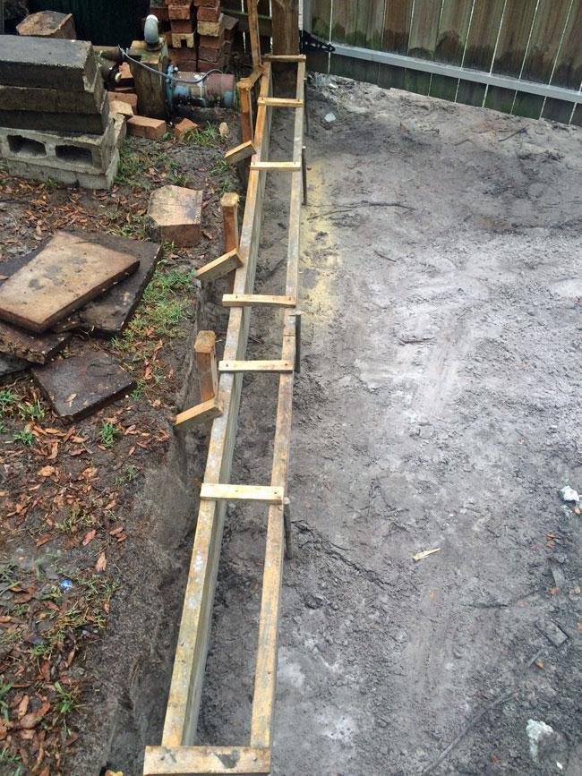 Concrete Patio Melbourne, Florida 04