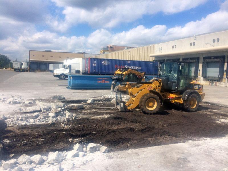 Concrete Demolition Contractor, Brevard County, FL - 03