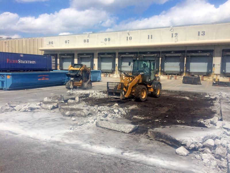 Concrete Demolition Contractor, Brevard County, FL - 04
