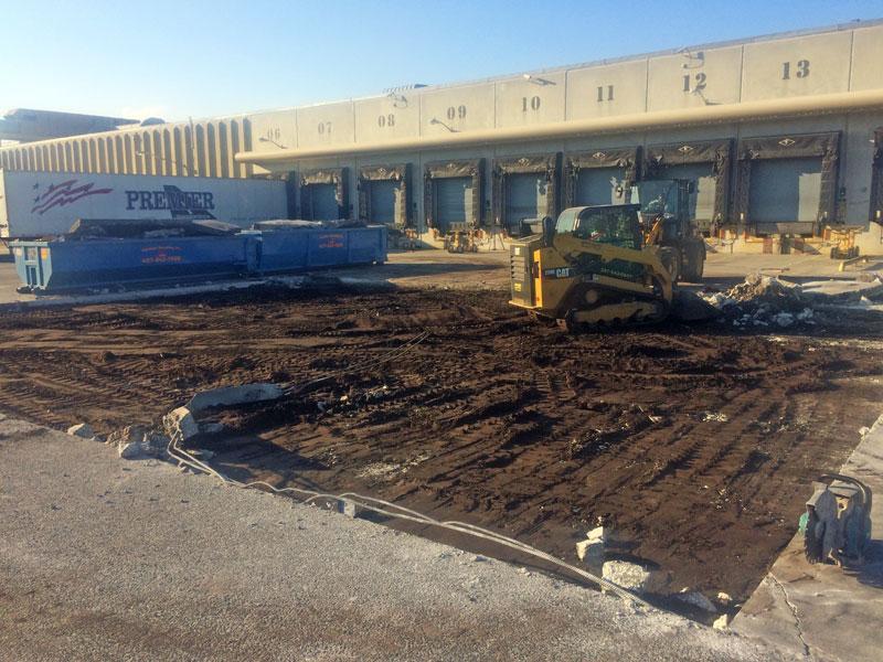Concrete Demolition Contractor, Brevard County, FL - 06