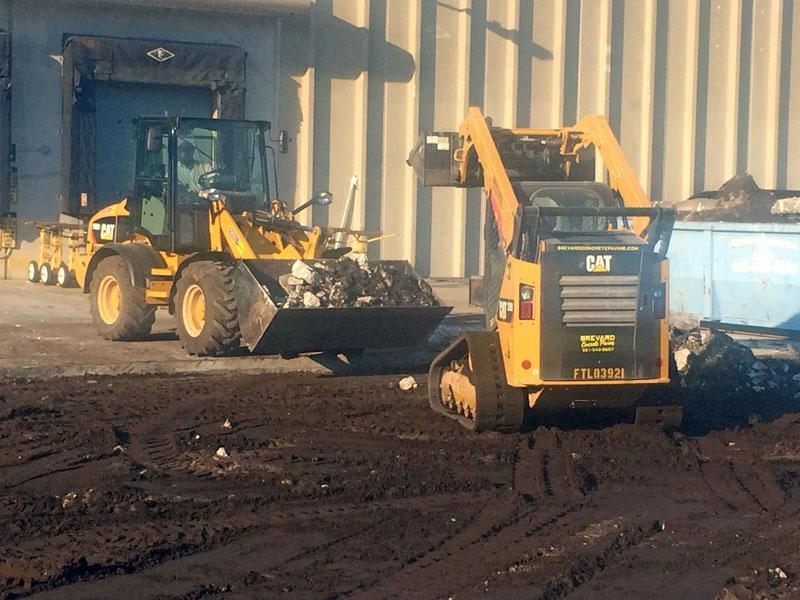 Concrete Demolition Contractor, Brevard County, FL - 07
