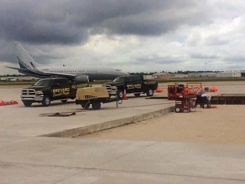 FDOT Airport Concrete Paving Contractor - 01