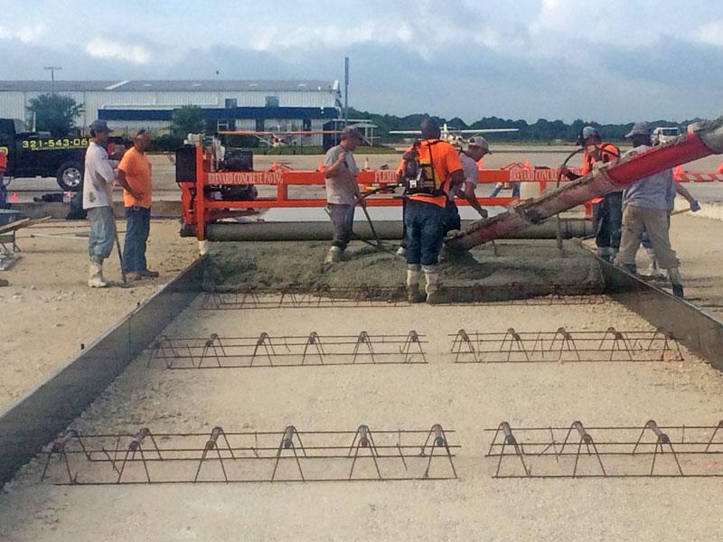 FDOT Airport Concrete Paving Contractor - 09
