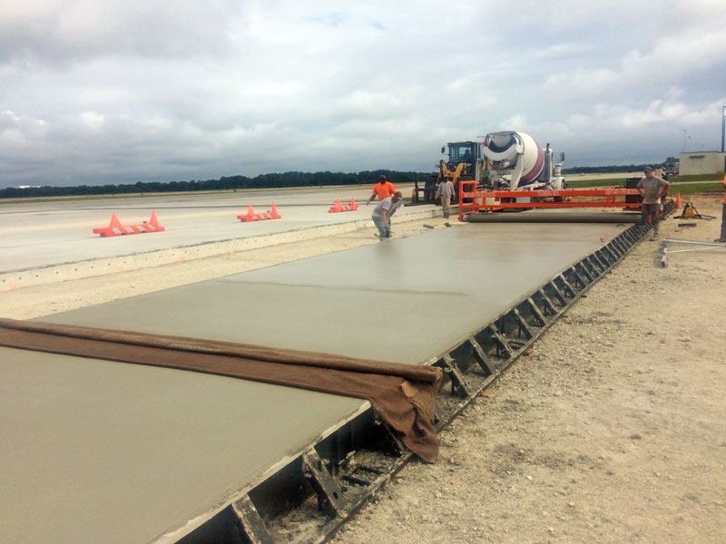FDOT Airport Concrete Paving Contractor - 12