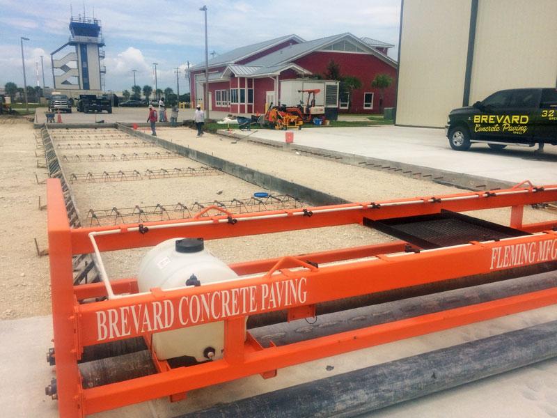 FDOT Airport Concrete Paving Contractor - 20