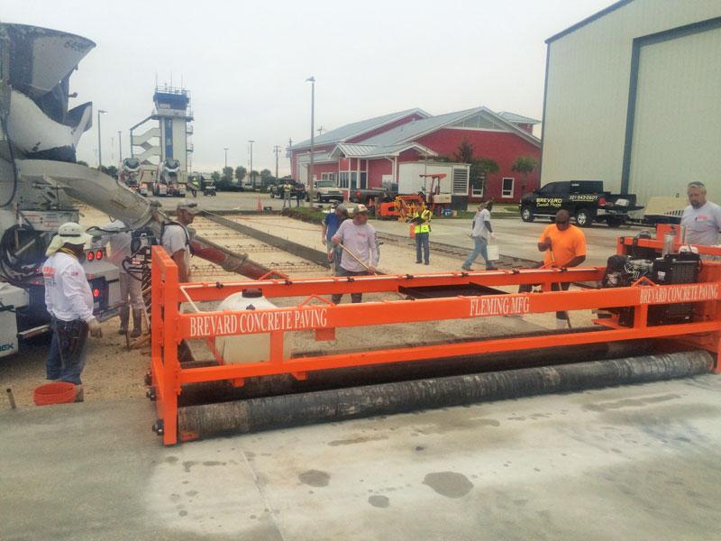 FDOT Airport Concrete Paving Contractor - 21