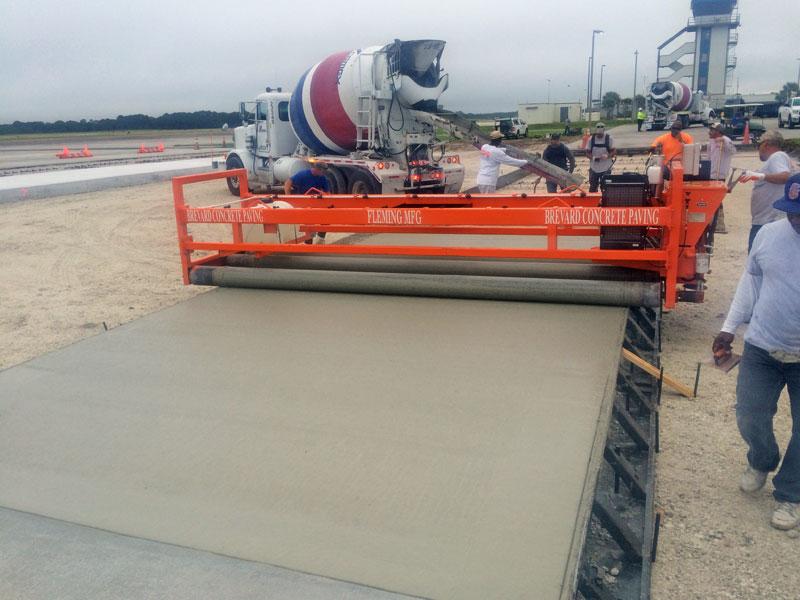 FDOT Airport Concrete Paving Contractor - 23