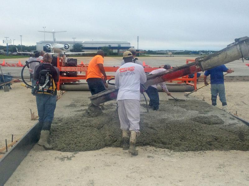 FDOT Airport Concrete Paving Contractor - 25