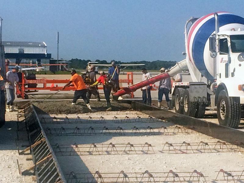 FDOT Airport Concrete Paving Contractor - 32