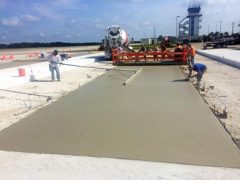 FDOT Airport Concrete Paving Contractor - 33