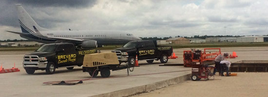 FDOT Airport Concrete Paving Contractor