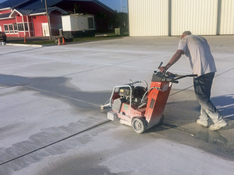 Saw & Seal Joints, Expansion Joints - Florida - 02