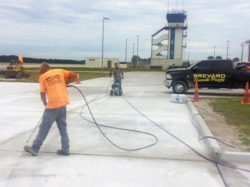 Saw & Seal Joints, Expansion Joints - Florida - 06
