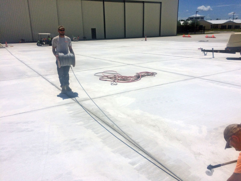 Saw & Seal Joints, Expansion Joints - Florida - 10