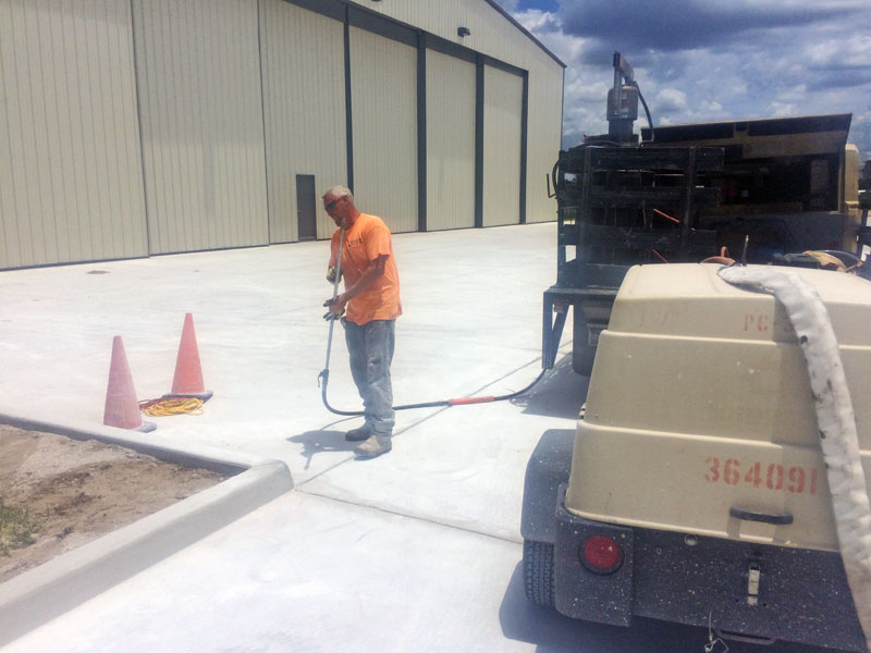 Saw & Seal Joints, Expansion Joints - Florida - 12