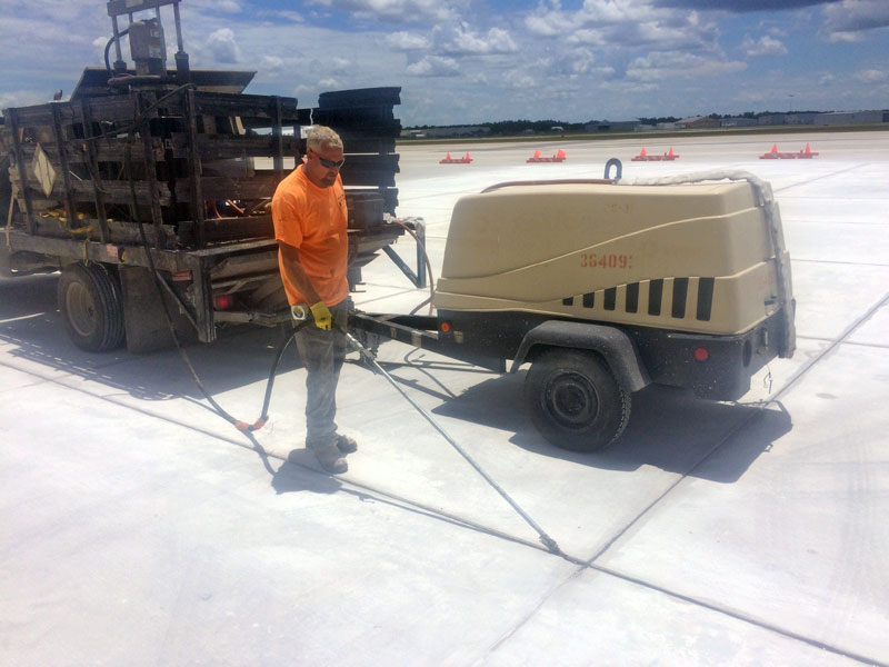 Saw & Seal Joints, Expansion Joints - Florida - 13