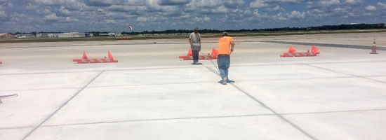 Saw & Seal Joints, Expansion Joints - Florida - main
