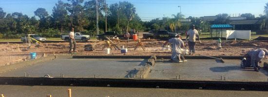 Concrete Contractors Cocoa Florida - Main