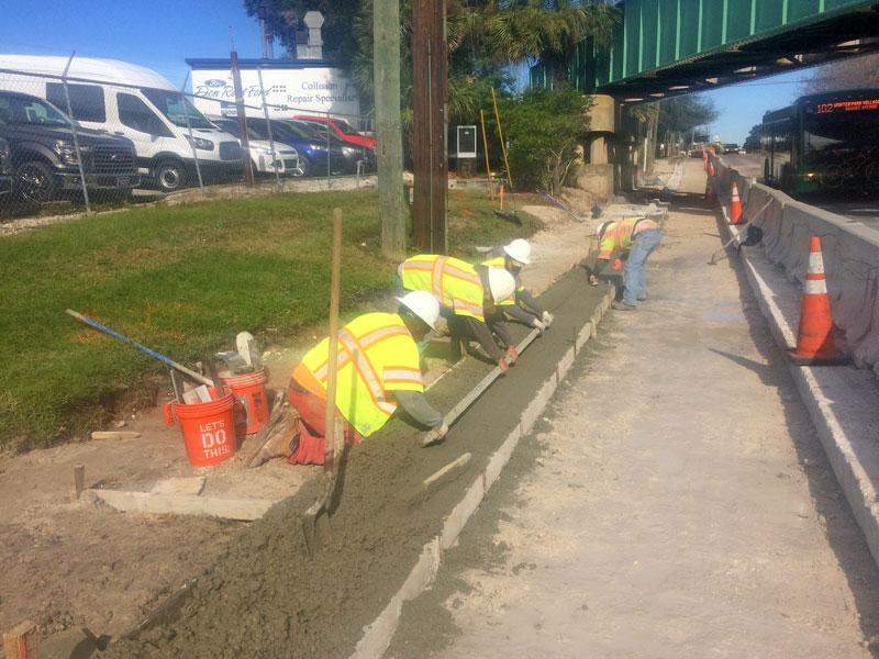 FDOT Concrete Contractor Orlando Florida - 10