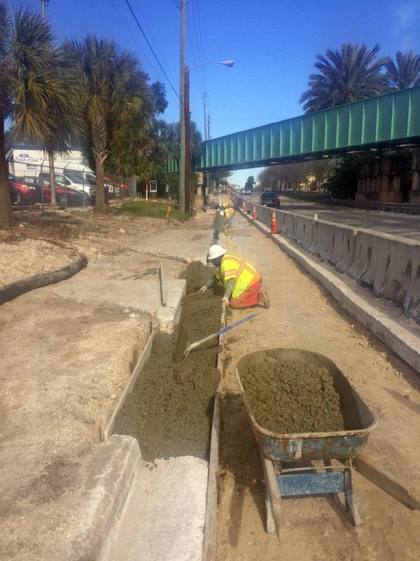 FDOT Concrete Contractor Orlando Florida - 12