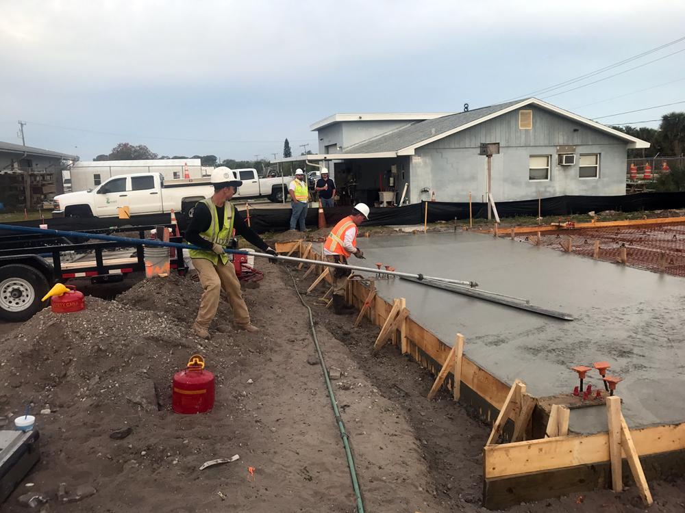 Commercial Concrete Contractor, Cocoa Florida - 03