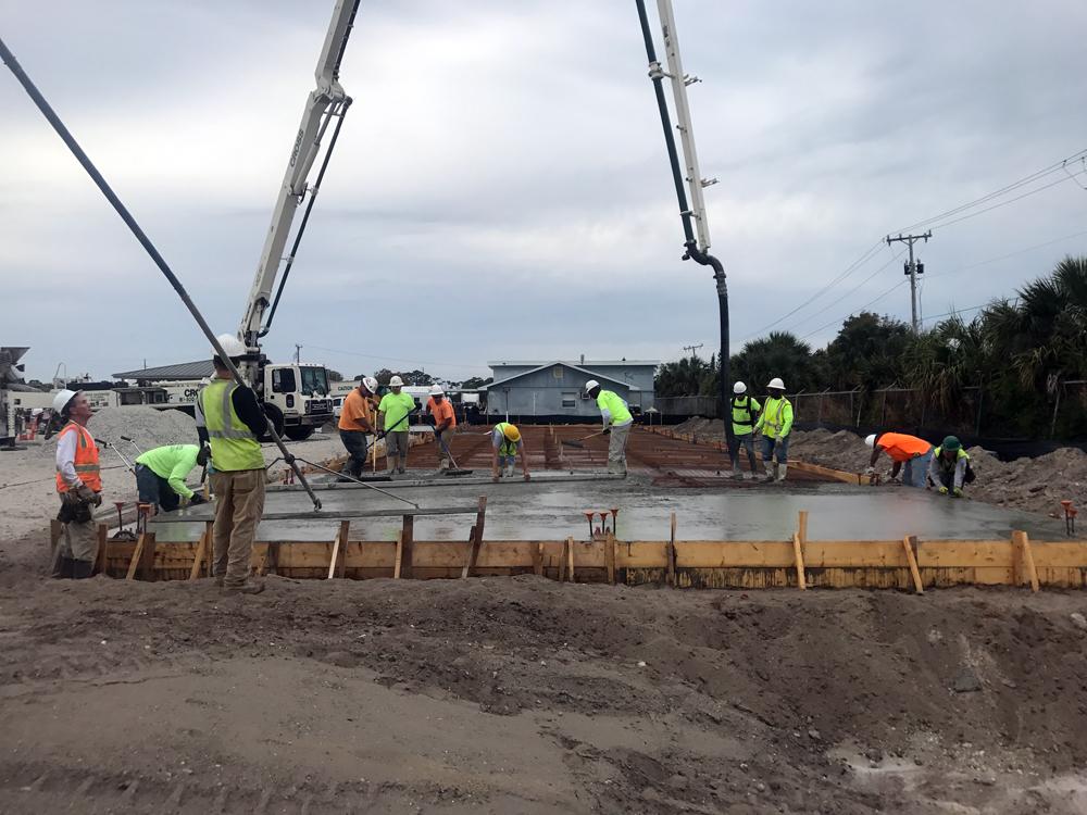 Commercial Concrete Contractor, Cocoa Florida - 05