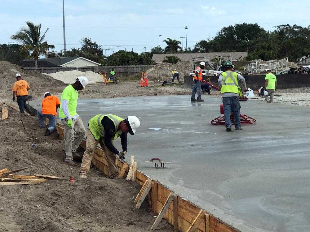 Commercial Concrete Contractor, Cocoa Florida - 11