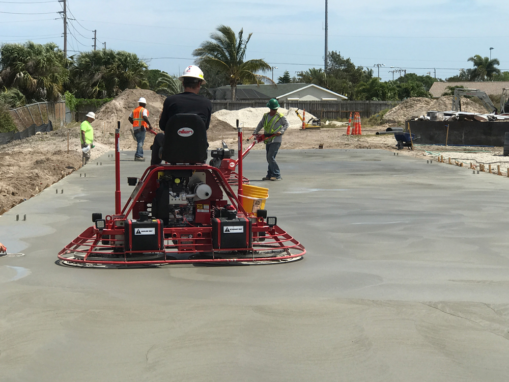 Commercial Concrete Contractor, Cocoa Florida - 12