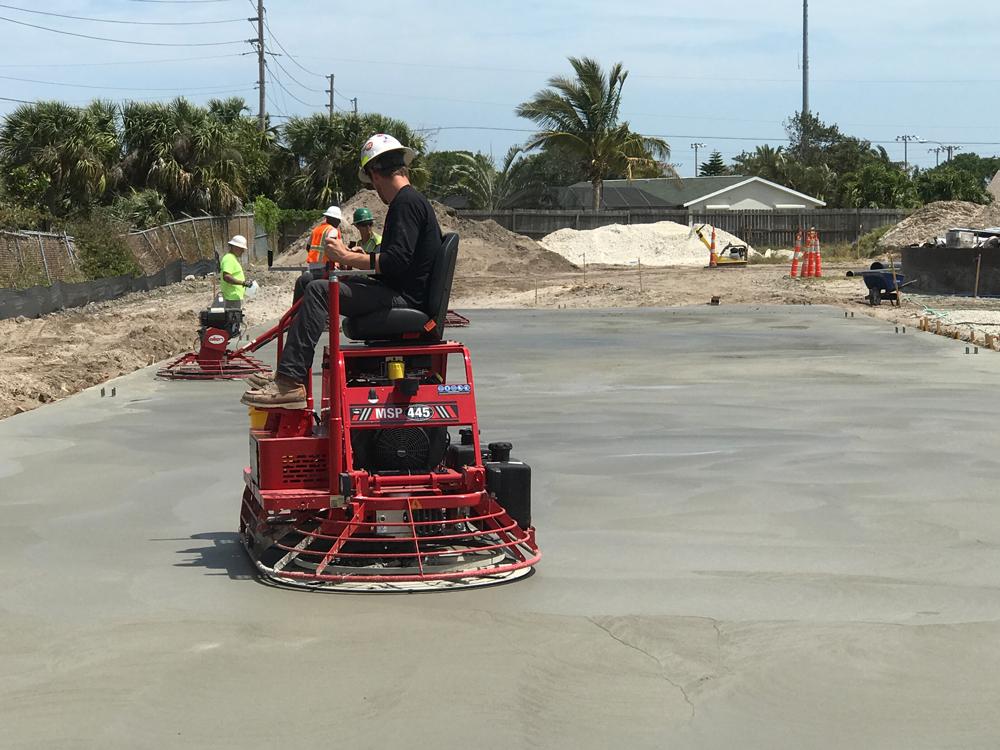 Commercial Concrete Contractor, Cocoa Florida - 13
