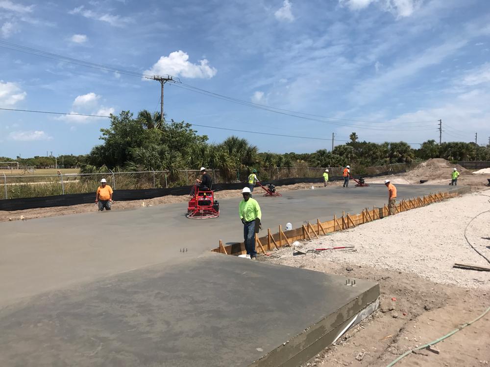 Commercial Concrete Contractor, Cocoa Florida - 15