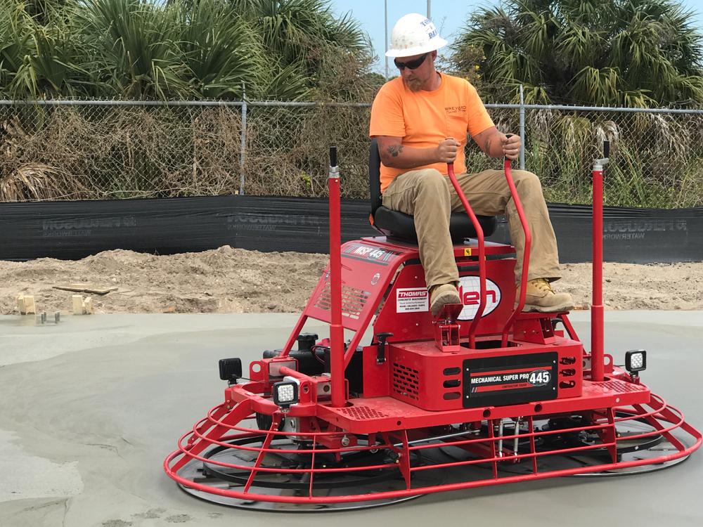 Commercial Concrete Contractor, Cocoa Florida - 16