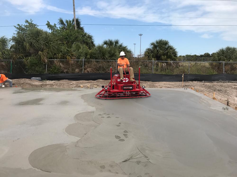 Commercial Concrete Contractor, Cocoa Florida - 17