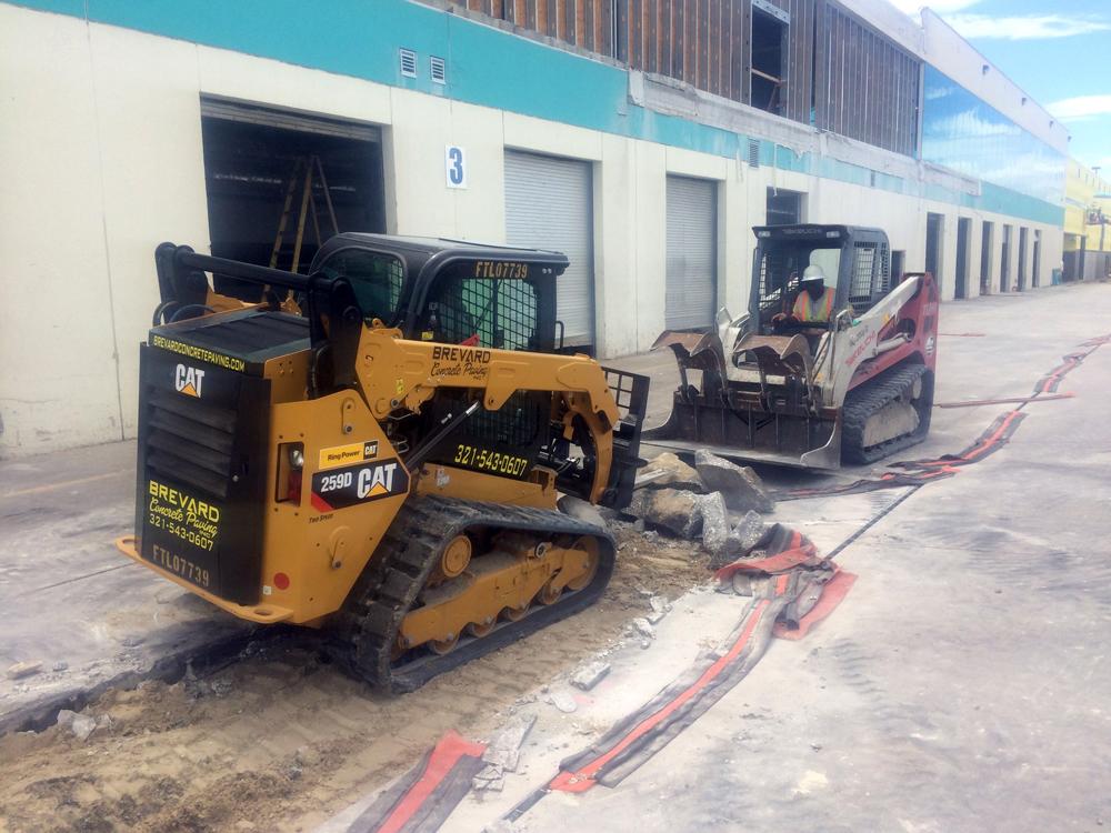 Commercial Concrete Contractor in Brevard County, Florida - 02