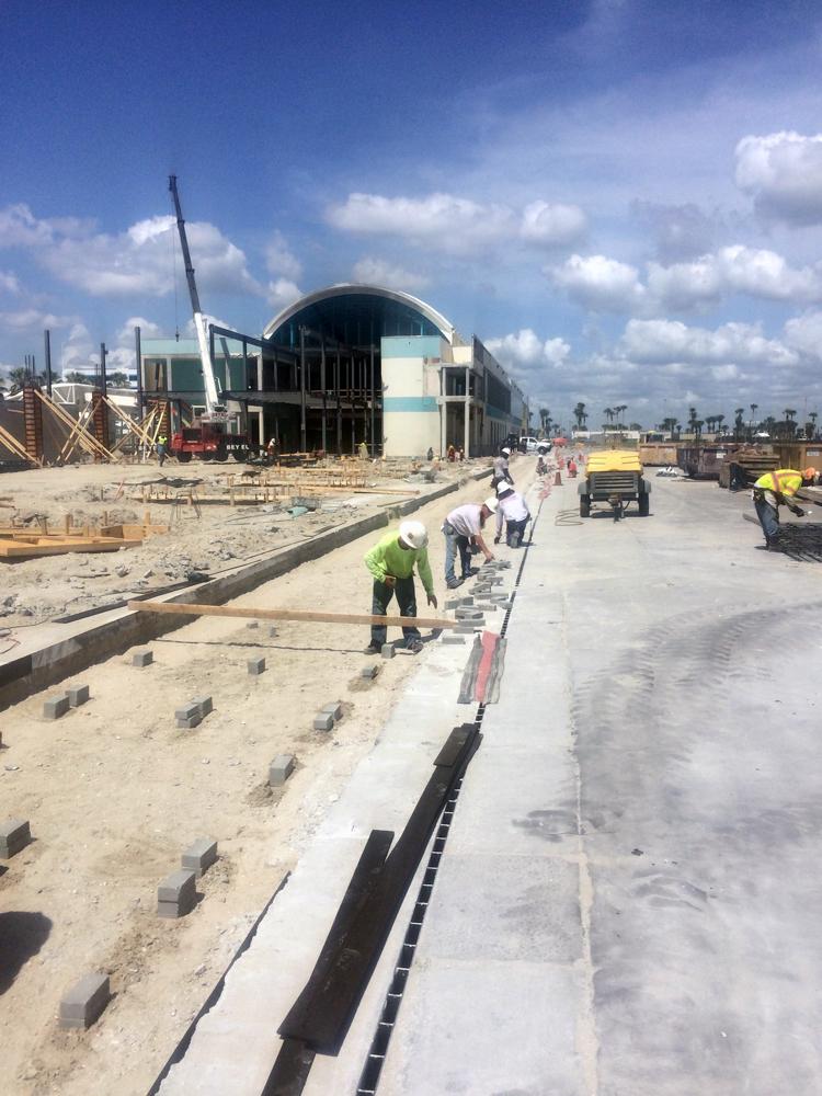 Commercial Concrete Contractor in Brevard County, Florida - 03