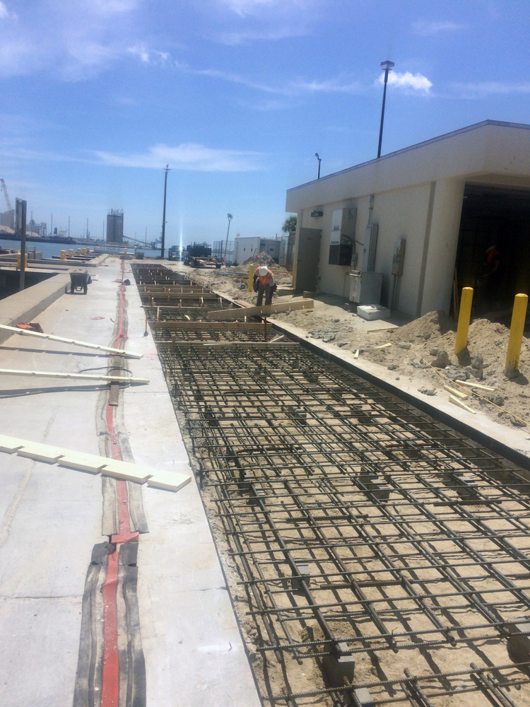 Commercial Concrete Contractor in Brevard County, Florida - 05