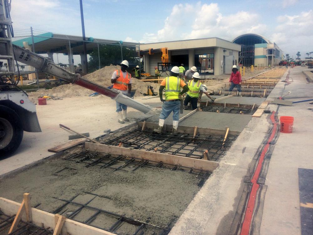 Commercial Concrete Contractor in Brevard County, Florida - 06
