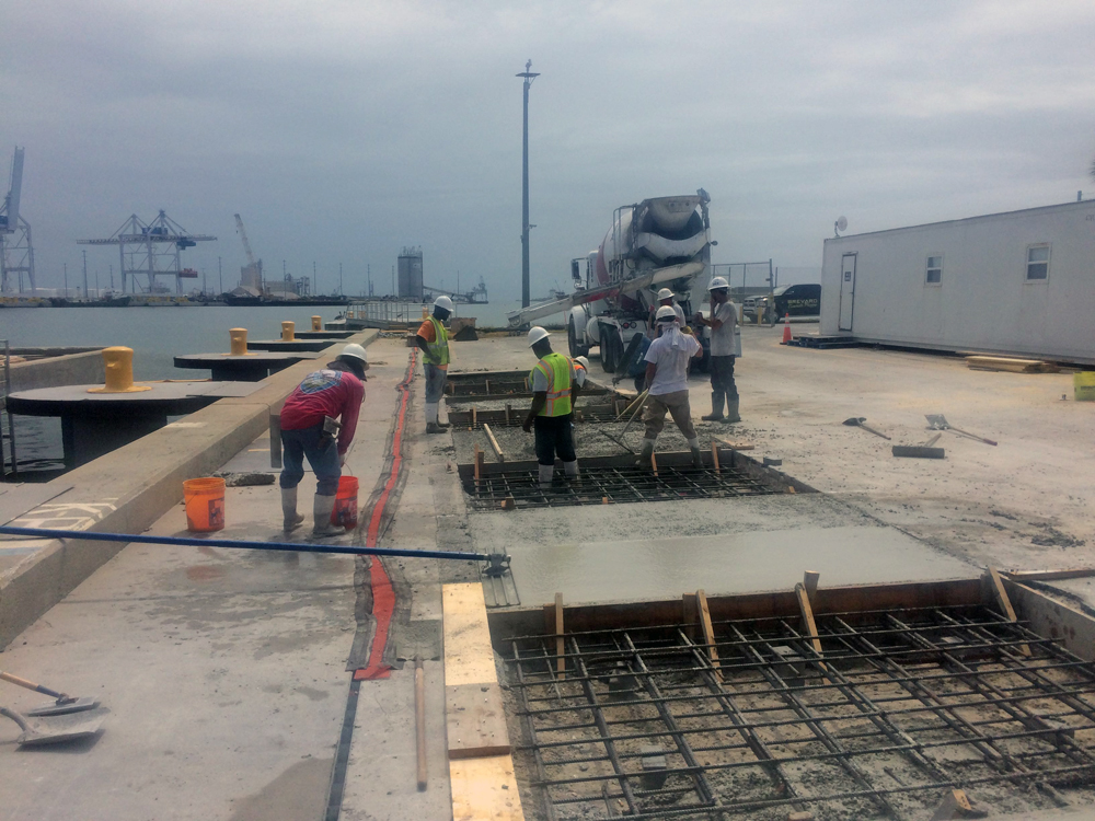 Commercial Concrete Contractor in Brevard County, Florida - 08