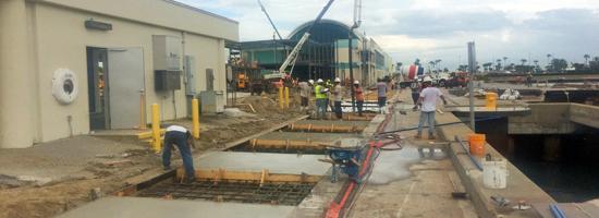 Commercial Concrete Contractor in Brevard County, Florida - Main
