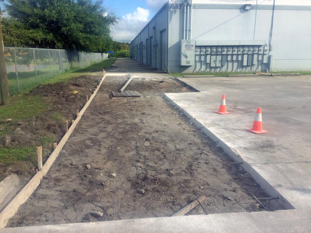 Commercial Concrete Contractor in Melbourne, Florida - 06