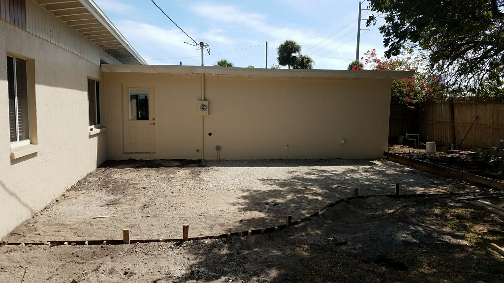 Concrete Contractor in Cocoa, FL - 01