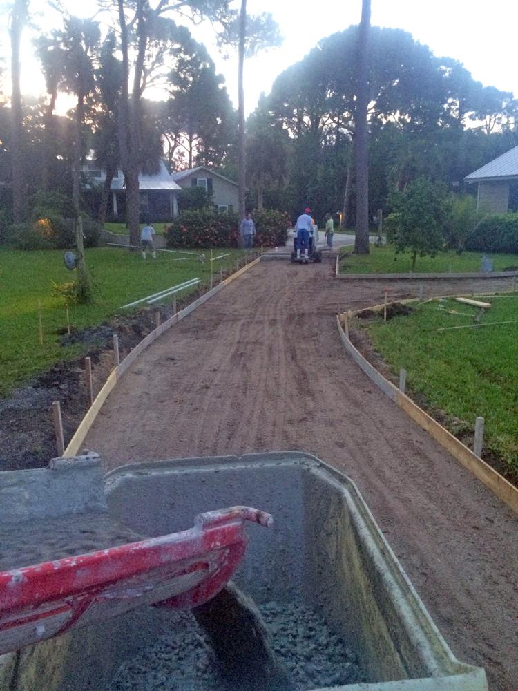 Concrete Contractor in Merritt Island, FL - 06