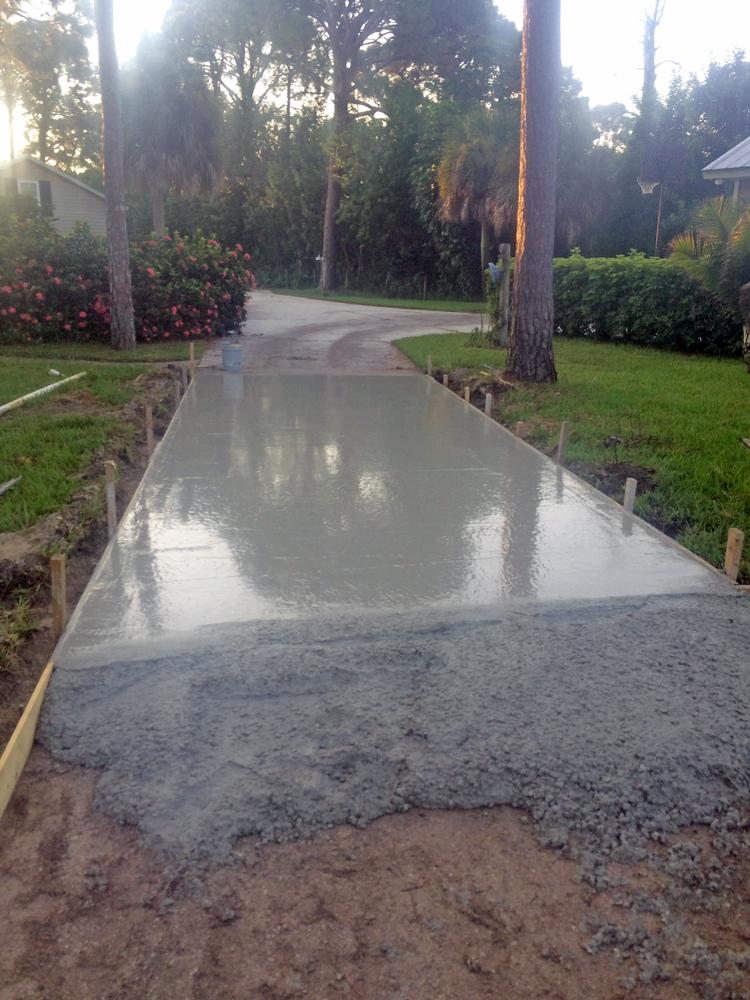 Concrete Contractor in Merritt Island, FL - 07