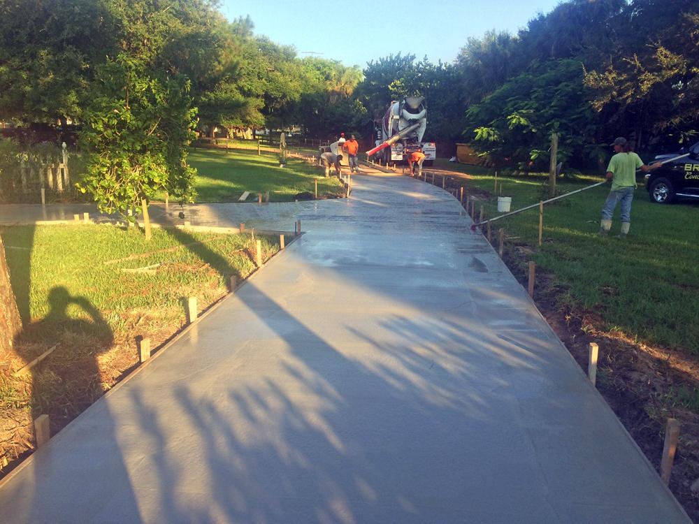 Concrete Contractor in Merritt Island, FL - 09