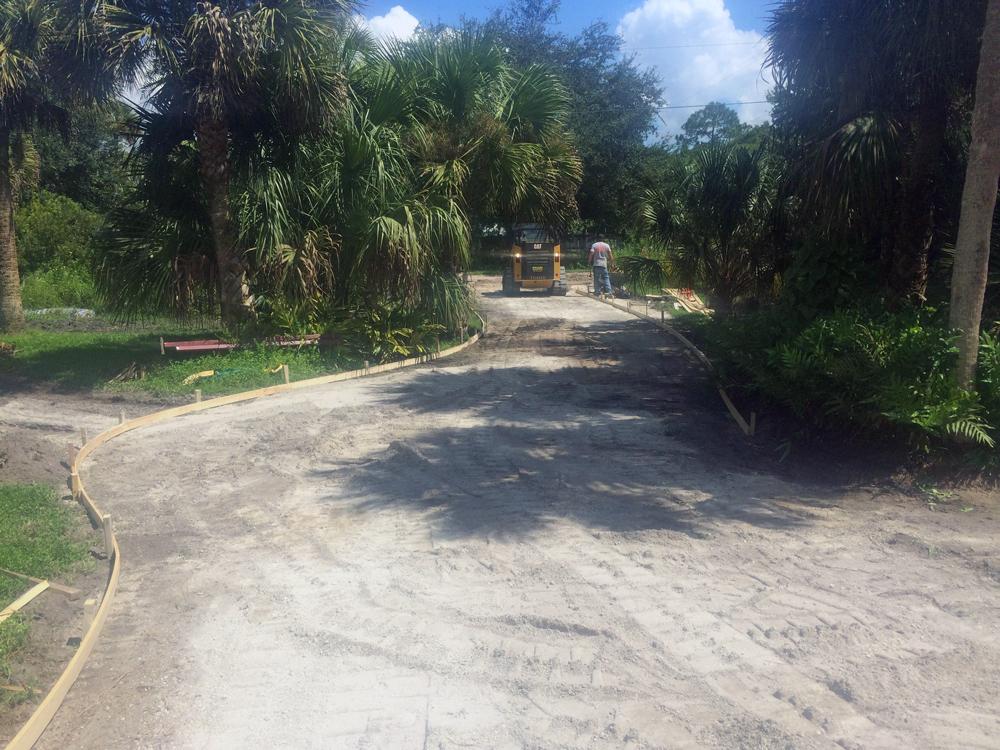Concrete Contractor in Mims, FL - 04