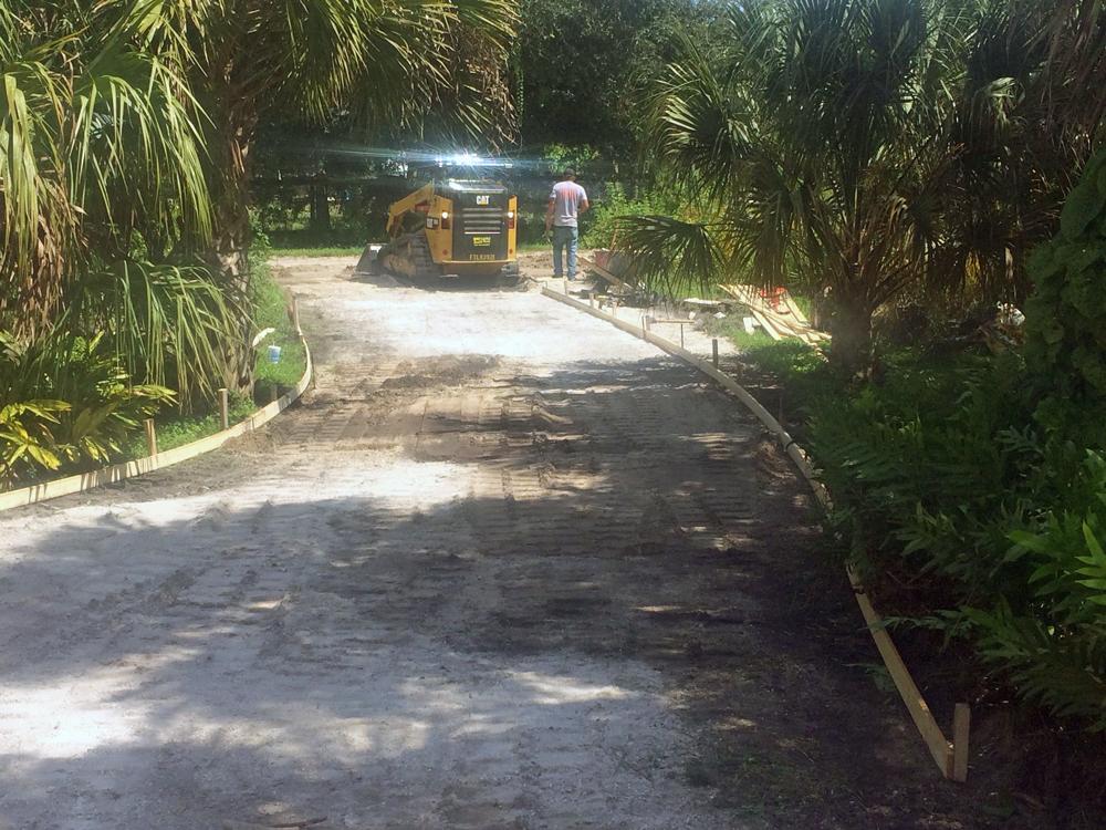 Concrete Contractor in Mims, FL - 05