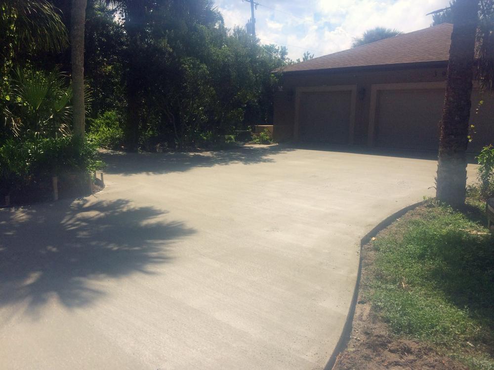 Concrete Contractor in Mims, FL - 11