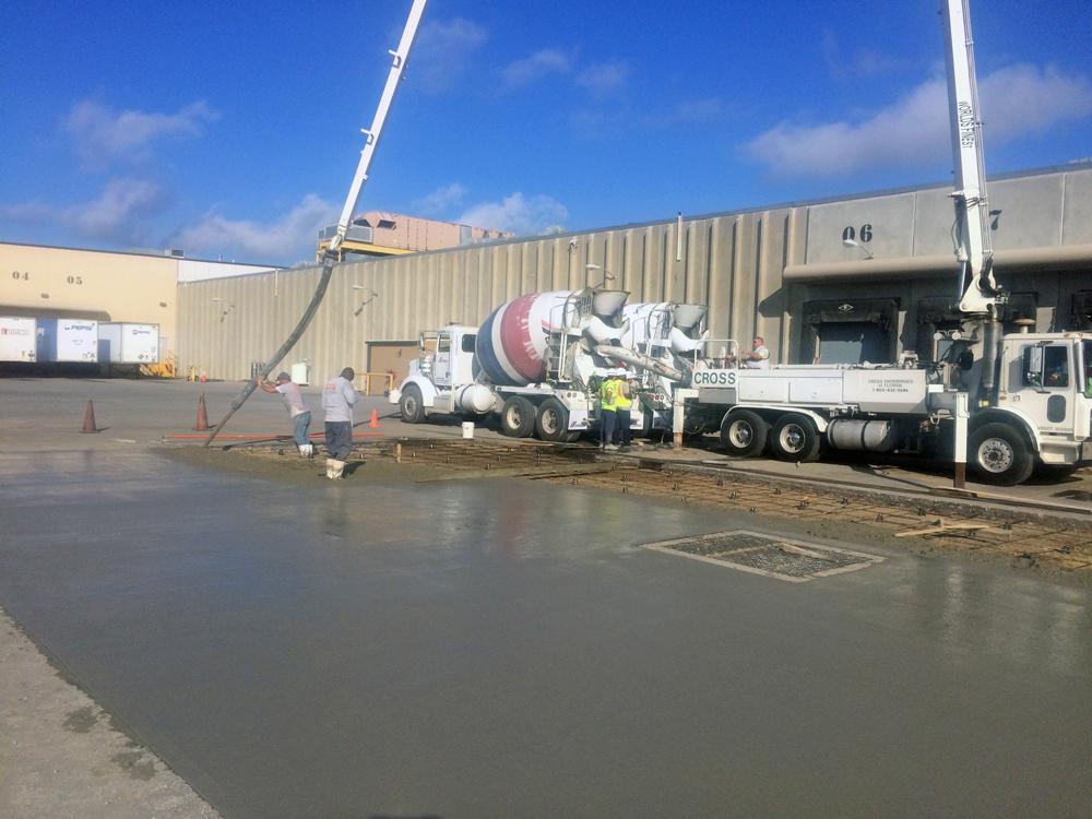 Concrete Contractor in Palm Bay, Florida - 06