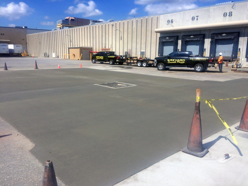 Concrete Contractor in Palm Bay, Florida - 07