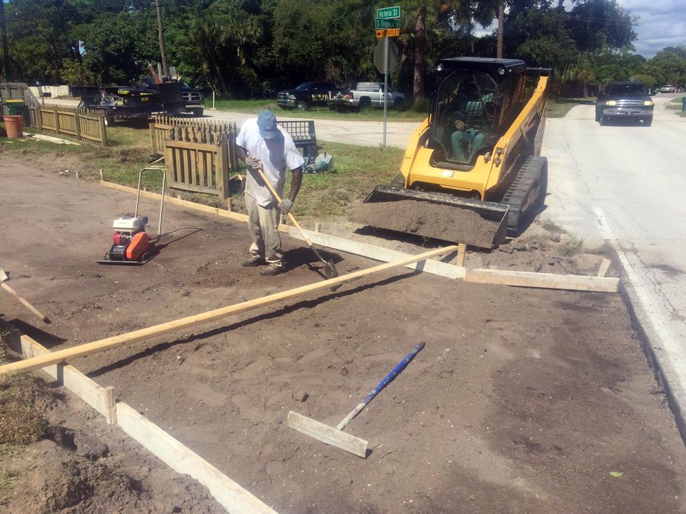 Concrete Contractor in Titusville, FL - 02